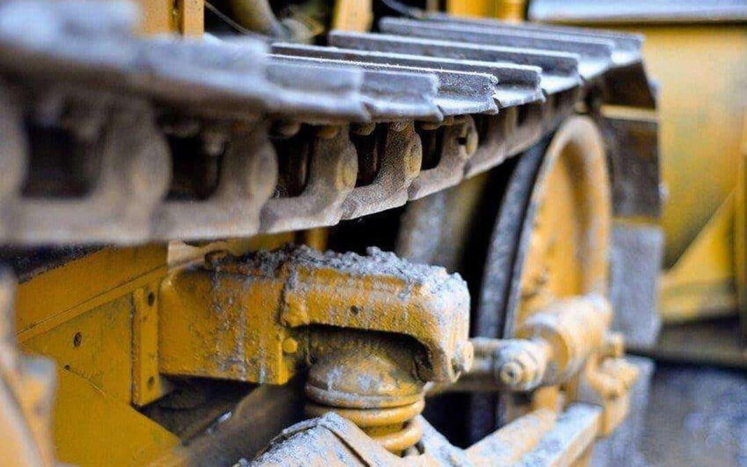 6 consejos para mantener el tren de rodaje de su excavadora como una vida útil prolongada