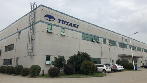 YUTANI factory office
