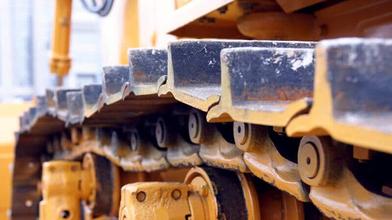 EXCAVATOR UNDERCARRIAGE: FACTORS AFFECTING THE LIFETIME OF THE UNDERCARRIAGE